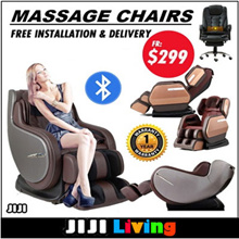 ★Massage Chairs ★Latest Technology ★Blood Circulation ★Zero Gravity ★Rocking Chair ★Drum Technology