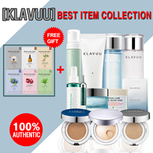 Free Masksheet GIFT! [Klavuu] Best Item Collection / Actress Backstage Cream / Cushion / Glow Mask