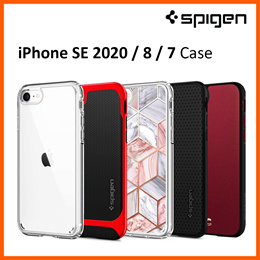 Spigen iPhone SE 2020 Case iPhone SE 2020 (4.7inch) iPhone 8 Case iPhone 7 Casing Screen Protector