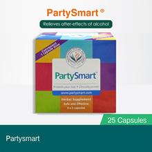 [Himalaya] PartySmart (5 Capsules x 5) - Hangover Relief (detox)