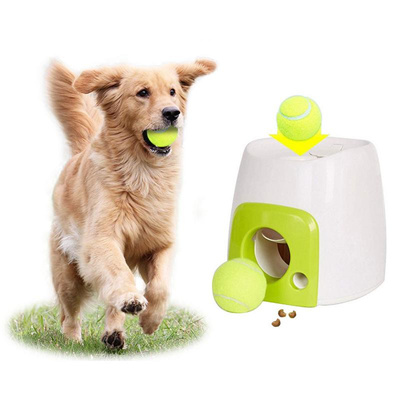 Machine For Dogs With Tennis Ball