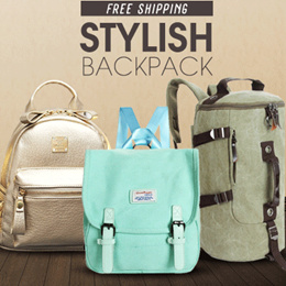 Premium High Quality 2016 Stylish Backpack / Korean Style Backpack / Best Seller Backpack