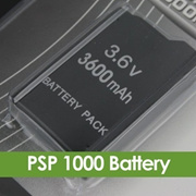 PSP 1000 3.6V 3600mAh Rechargeable Li-ion Battery Pack for Sony