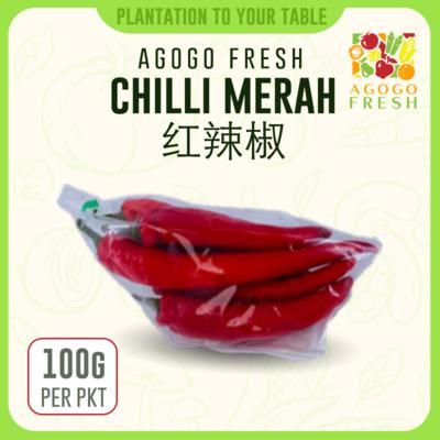 22 Chilli Merah 红辣椒 (100g)