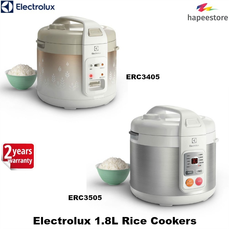 Electrolux Rice Cooker User Manual Daily Instruction Manual Guides