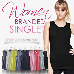Branded Women Tanktop And Singlet - Good Quality