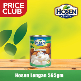 Hosen Longan / 1 Can x 565G / Freshy Picked and Packed
