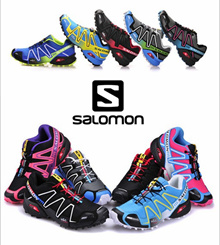 Salomon Men/Women Outdoor basketball Shoes Hiking Sneakers Running climbing Casual Shoes Waterproof Cross Country Trail Sport Athletic Running Salomon Speed CrossIII