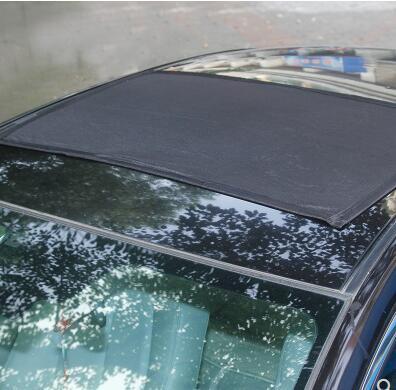 Skylight Sunshade Screen Window Car Mosquito Net Interior Insulation Sunscreen Cloth Mesh Mosquito