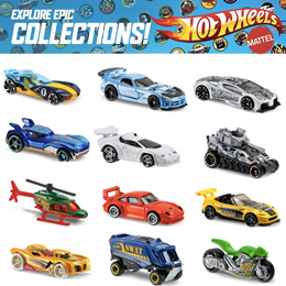 Limited Qty Authentic HotWheels Cars Assorted Models/ BMW/ Porsche Models. Great gifts for children!