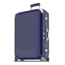 ★ Coupon price $ 650 Including VAT ★ Rimowa Carrier Limbo LIMBO Multi Wheel 73 Size Blue Night Blue (Electronic Tag)