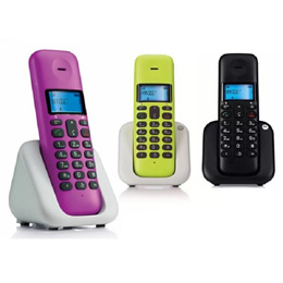Motorola T301 Cordless Phone