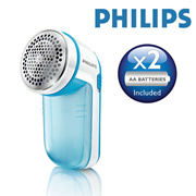 [Philips] GC026 Fabric Shaver Electric Lint Remover Cleaner Brush / Lint Remover / Fuzz Remover