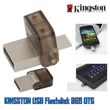 KINGSTON USB Flashdisk 8GB OTG - RESMI