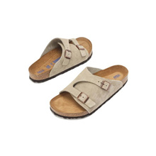 [OFFICIAL KOREA AK PLAZA][Birkenstock] Hirita Toupe SFB Men s Slippers RFSO9E155I3