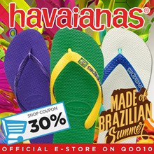[30% Off Storewide Promotion!] Havaianas Singapore Official E-Store Unisex/Men/Women Worlds Famous Flip-Flops
