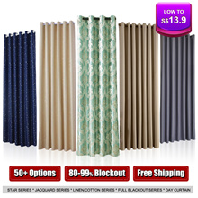 Hot Sale★Cheap Price★Blackout Curtains★Window Curtain★Many Designs★Sunlight Blockout★Customize Size