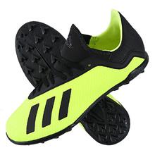 Adidas / adidas adidas X Tango 18.3 TF Junior (fluorescent yellow × black) 37914