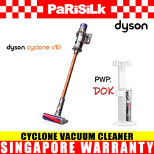 Dyson Cyclone V10 Absolute / V10 Absolute + Cordless Stick Vacuum Cleaner - Singapore Warranty