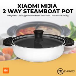 [Set] Xiaomi YiWuYiShi | Taste Plus | Mijia Casserole / Ceramic / Enamel Cast Iron / Steamboat Pot
