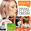 BUY 1 LOLANE PIXXEL//FREE SAMPLE 2 SACHET HAIR TREATMENT//LOLANE PIXXEL COLOUR CREAM//CAT RAMBUT LOLANE PIXXEL//PEWARNA RAMBUT berlaku sampai 31 Jan 2017