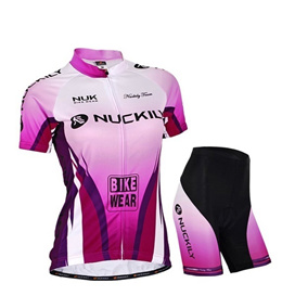 23846e79c Women Bicycle Uniforms Jersey Bike Clothing Padded Short Cycling Wear  Breathable