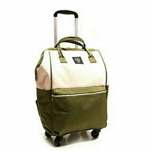 Anello Trolley - Green-White