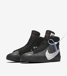 Nike x Off White Blazer Grim Reaper (Code: AA3832 001)