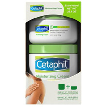 Cetaphil Moisturizing Cream Fragrance Free Set 250ml 566ml