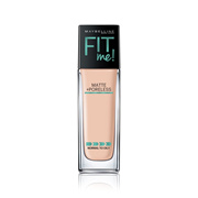 FIT ME! LIQUID FOUNDATION 120 CLASSIC IVORY  1 S
