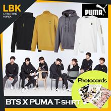 [PUMA X BTS] ♥Gift BTS Photocards♥12Type HOODY & Longsleeve Tee / UNISEX SIZE