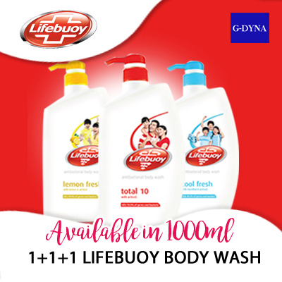 qoo10 lifebuoy body wash bath amp body