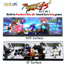 【875 Games】Pandora Box 4S+ 875 Games Arcade Console for Home Game Consoler Play in TV and Monitor