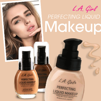 LA Girl Perfecting Liquid Makeup