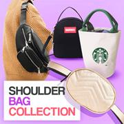 Nylon Bag Collection - Shoulder Bag - 4 Models - Best Seller