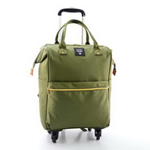 Anello Trolley - Green Army