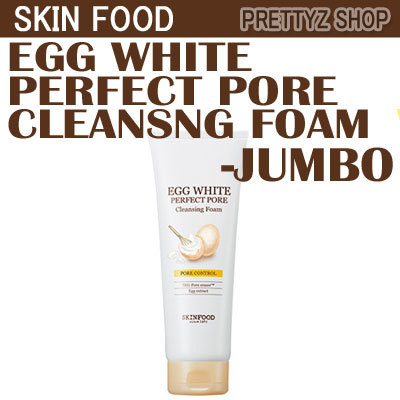 Egg White Perfect Pore Cleansing Foam by Skinfood #9