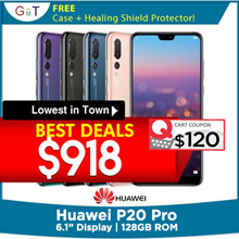 Huawei P20 Pro Twilight edition | 6GB RAM 128GB ROM | Limited Edition | Local set | 2 year wty