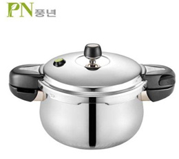 PN High-Clad IH Hive Stainless Pressure Cooker /5 Safety Locks /induction/Made in Korea/rice cooker