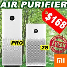 Xiaomi Air purifier 2S/ 2S PRO OLED Display/ App Control Smart Home