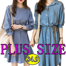SUPER SALE Clearance sale !!! Limited-time preferential !2019 NEW FASHION PLUS SIZE DRESS