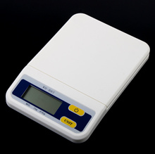 2Kg x 0.1g Multifunction Digital Electronic Kitchen Scale Diet Food Compact Kitchen Scale