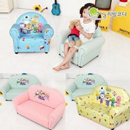 ★Pororo Sofa★Baby and kids Sofa/Pororo Sofa Furniture/Single Double Sofa/kids Reading Chair/Baby and kids Play Sofa/Made in korea