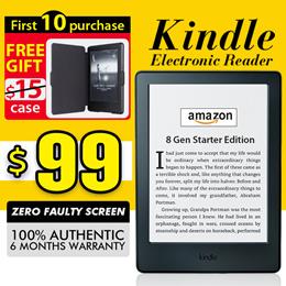 HXR Mobile!!100% Authentic  Amazon Kindle 8th Generation(CN)(US)◎ Kindle Paperwhite 3 Paperwhite4