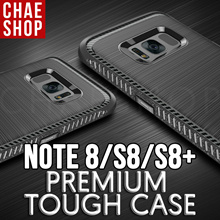 ★Baseus Samsung Note8/S8/S8 Plus Premium Casing★TOUGH★Tempered Glass/Screen Protector/Transparent★