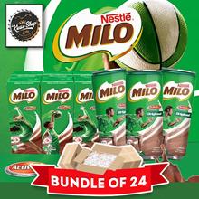 Milo Carton Sales - Long Expiry
