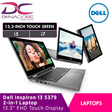 Brand New 13.3 Inch Dell 5379-82581SG Touchscreen Laptop| Available In Both i5 and i7|1 Year Warranty|Local Stock Local Warranty|