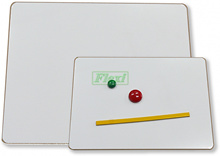 A4 Magnetic Whiteboard with Eraser and Marker