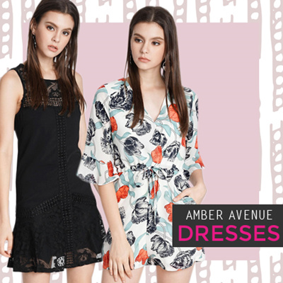 e3d823fa977  AMBER AVENUE  NEW ARRIVALS  Premium Dresses Work Dresses Casual Dresses