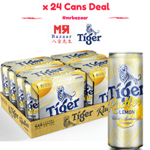 Tiger Beer Radler Lemonl 330ml x 24 Cans